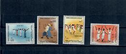 SOMALIA 1973 - DANZE POPOLARI  - MNH ** - Somalia (1960-...)
