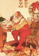 Carte Postale Coca-Cola Père Noël - Cartoline