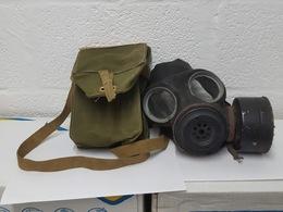 Masque Anti-gaz Anglais 1943 - 1939-45