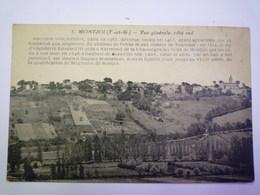 GP 2019 - 1484  MONTJOI  (Tarn-et-Garonne)  :  Vue Générale  -  Côté Sud  XXX - Autres Communes