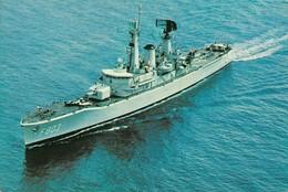 Hr. Ms. Fregat Van Galen (F803) (2 Scans) - Guerre