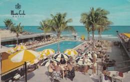 CARTOLINA - MONACO - THE MONTE CARLO RESORT HOTEL - VIAGGIATA PER MONZA - Monte-Carlo