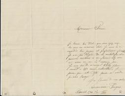 PLANCOET COMMANDE DE MR LECORVAISIER PERQUIS POUR DE 5 KGS DE PLUMES DE CANARD ANNEE 1904 - France
