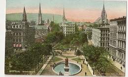 S7591 - Montreal * Victoria Square - Montreal