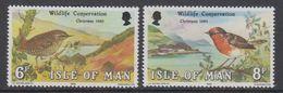 Isle Of Man 1980 Christmas / Weihnachten 2v ** Mnh (43026S) - Man (Eiland)