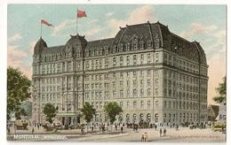 S7595 - Montreal  - Windsor Hotel - Montreal