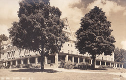 RPPC REAL PHOTO POSTCARD THE INN SILVER BAY NY - Other
