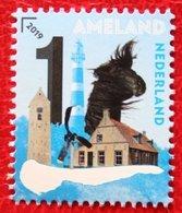 Mooi Nederland AMELAND Lighthouse Vuurtoren Leuchtturm Phare 2019 POSTFRIS / MNH ** NEDERLAND  NETHERLANDS - Nuovi