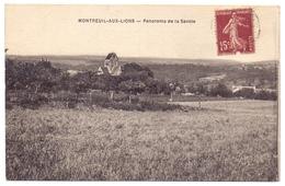 Aisne Montreuil Aux Lions Panorama De La Savoie - Other Municipalities