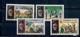SOMALIA 1977 - FESTIVAL FOLCLORE  - MNH ** - Somalia (1960-...)
