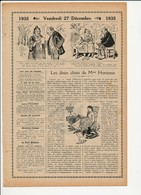 Les Deux Chats De Madame Hortense Quartier Du Marais Chat Angora Récit Jehan D'Ivray Généalogie Raquin Chalamel 226CH6 - Vieux Papiers