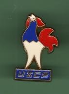 COQ USCF *** ? *** 1017 - Pin's