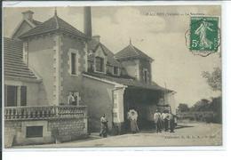 Nalliers- La Beurrerie - France