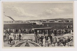 Vintage Pc KLM K.L.M. Royal Dutch Airlines Fokker F-VIIB @ Soesterberg Airport - 1919-1938: Between Wars