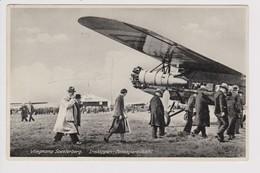 Vintage Pc KLM K.L.M. Royal Dutch Airlines Fokker F-VIII @ Soesterberg Airport - 1919-1938: Between Wars