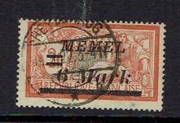 MEMEL...1922...used - Used Stamps
