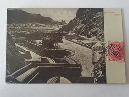 Yémen - Aden - Tank - Carte Postale Glacé, Hotel De L'Europe Turkish Shop, I. Benghiat & Son, Aden - Yémen