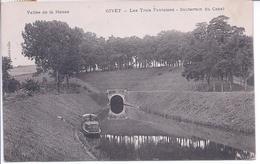 08 - GIVET - Les Trois Fontaines - Souterrain Du Canal - Givet