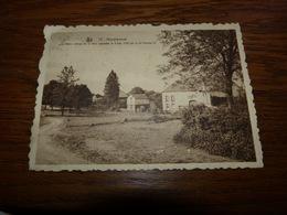 BC1-1-1 Houdrémont Gedinne Le Bâti Champ De La Foire Voir Verso Avec Timbre Taxe 1932 - Gedinne