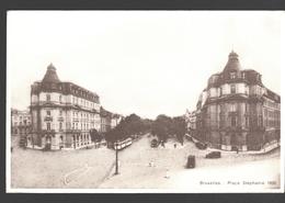 Brussel / Bruxelles - Place Stéphanie 1920 - Feuille électorale - Places, Squares