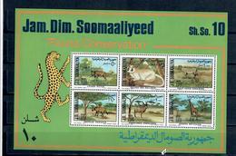 SOMALIA 1977 - FLORA E FAUNA  FGL - MNH ** - Somalia (1960-...)
