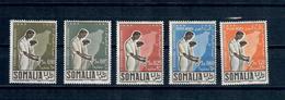SOMALIA 1956 - 1^ ASSEMBLEA LEGISLATIVA - MNH ** - Somalië