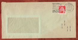 Brief, Flensburg, MS Ettlingen 1968 (74746) - Covers & Documents