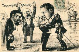 POLITIQUE(ILLUSTRATEUR) ALPHONSE D ESPAGNE - Satiriques