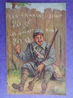 LES FRANCAIS SONT VAINQUEURS ET LES BOCHES SONT 20 Q - Patriotic