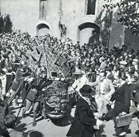 TARASCON Tarasque Tartarin 1956 - Vecchi Documenti