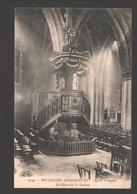 Anderlecht - Eglise St-Pierre - La Chaire De St Guidon - 1921 - Anderlecht