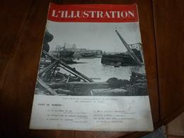 1942 L'ILLUSTRATION :Vie Au Maroc (Casablanca,Fez,Rabat,etc); Kertch;Français Décorés De La Croix De Fer Par Hitler;etc - Journaux - Quotidiens