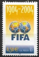 France-Centenaire De La FIFA-N°3671-Neuf** - France