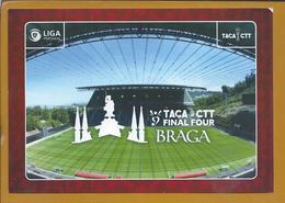 Soccer. Stadium Of Futebol Clube De Braga. Pedreira Stadium. Fußball. Stadion Von Futebol Clube De Braga. Football. 2sc - Brieven En Documenten
