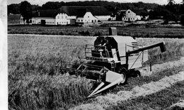 CLAAS Selbstfahrender Mahdrescher MERCATOR - Moissoneuse Batteuse - Harvester - Publicité Claas - Carte Postale - Tractores