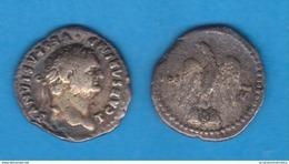 ALTO IMPERIO ROMANO(27 A.C. - 284 D.C.)VESPASIANO(Del 69 Al 79 D.C.)DENARIO -PLATA 76 D.C. Replica SC/UNC T-DL-12.103 - 2. La Dinastía Flavia (69 / 96)
