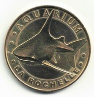 Monnaie De Paris 17.La Rochelle - Aquarium 1 Requin Gris 2008 - 2008