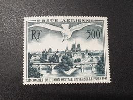 Poste Aérienne N° 20  Neuf ** TTB à 18% De La Cote. - Airmail