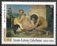 France-Jean Léon Gérôme-N°3660-Neuf** - France