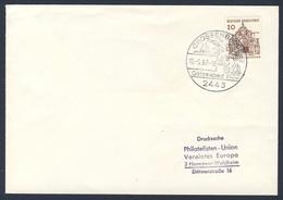 Deutschland Germany 1967 Brief Cover Enveloppe - Ostseebad - Grossenbrode - Ferien / Holidays / Vacances - Vakantie & Toerisme