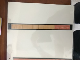 50c Semeuse Lignée Yv 199 F  MISE EN TRAIN DE ROULETTE (Yv 23) - Coil Stamps