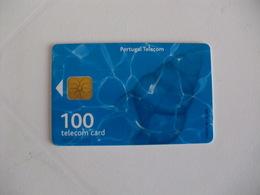Phonecard/ Telécarte Telecom Card Vá Lá, Telefone 100 Impulsos Portugal Tirage 131000 Ex. - Portugal