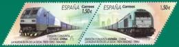 España. Spain. 2019. La Nueva Ruta De La Seda. Emision Conjunta España-China - 1931-Hoy: 2ª República - ... Juan Carlos I