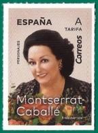 España. Spain. 2019. Personajes. Montserrat Caballé. Opera - 1931-Hoy: 2ª República - ... Juan Carlos I