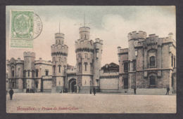 104314/ SAINT-GILLES, La Prison - St-Gilles - St-Gillis