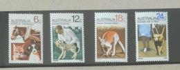 1971 Australia. Centenary Of RSPCA & Animal Definitives. Stamp Set. MNH - 1966-79 Elizabeth II