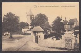 104333/ WOLUWE-SAINT-LAMBERT, Place Du Sacré-Coeur - St-Lambrechts-Woluwe - Woluwe-St-Lambert