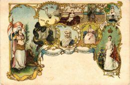CPA Souvenir DUTCH ROYALTY (849936) - Familles Royales