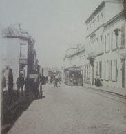 Quiévrain Grand'Rue Avec Tramway - Quiévrain