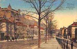 Würzburg - Festung Mit Mergentheimer Strasse  (animation, Colors 1909, Dr Trenkler) - Wuerzburg